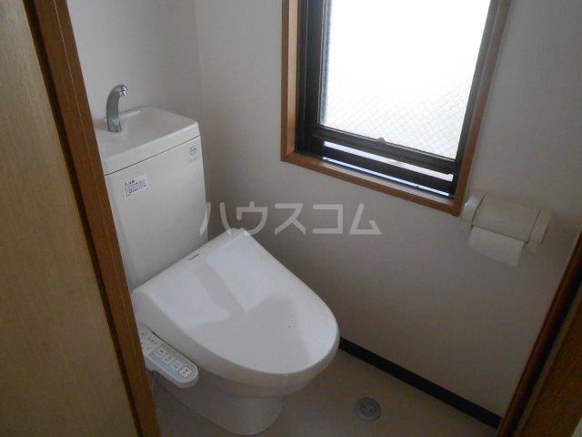 貴浩マンション 401号室のトイレ