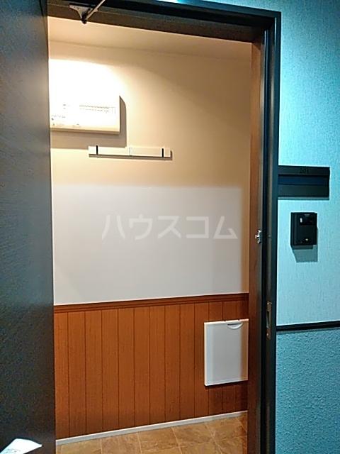 Verde 201号室の居室