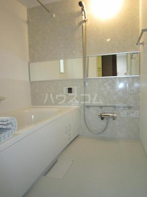 Verde 201号室の風呂