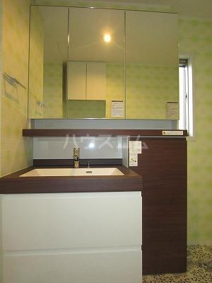 Verde 201号室の収納