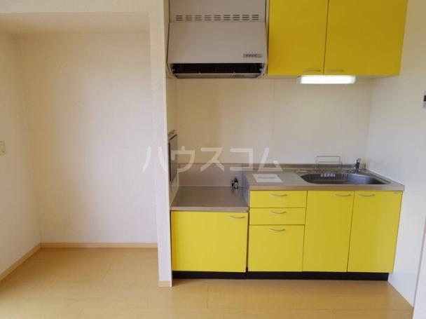 セジュールT 305号室のキッチン