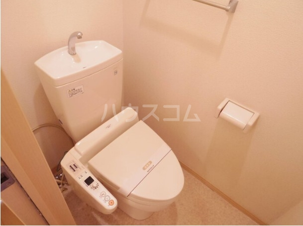 セジュールT 305号室のトイレ