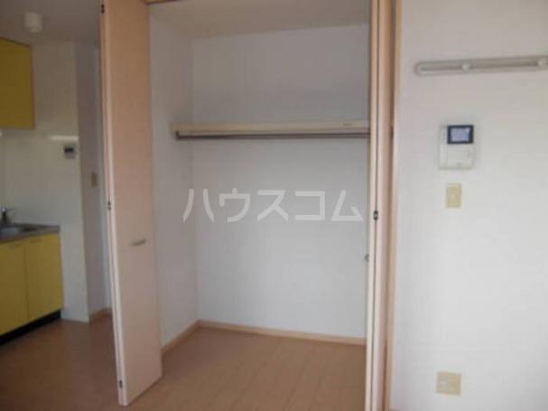 セジュールT 305号室の収納