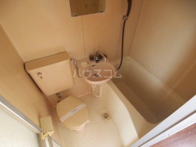 ベイルーム下倉田 2C号室の風呂