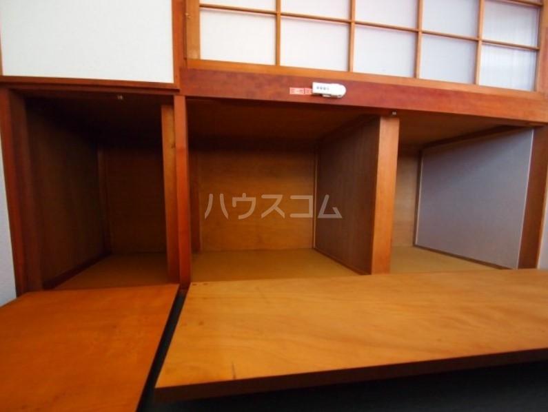ベイルーム下倉田 2C号室の収納