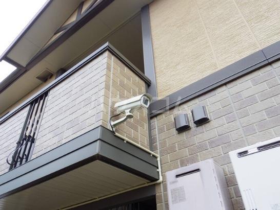 サニーホームズ C 202号室のセキュリティ