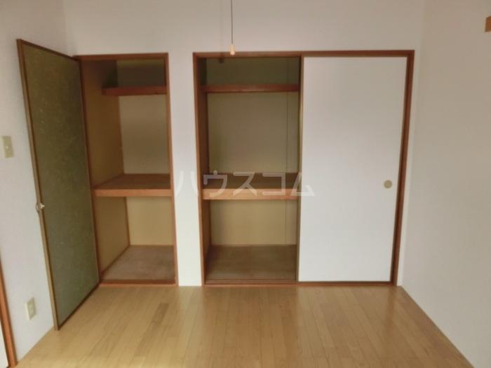 スカイハイツC 103号室の収納