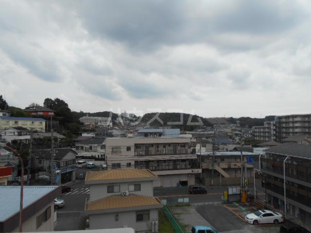 ガーデンヒルズ横浜 107号室の景色