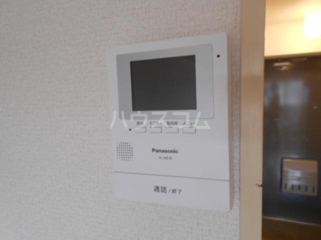 ガーデンヒルズ横浜 107号室のセキュリティ