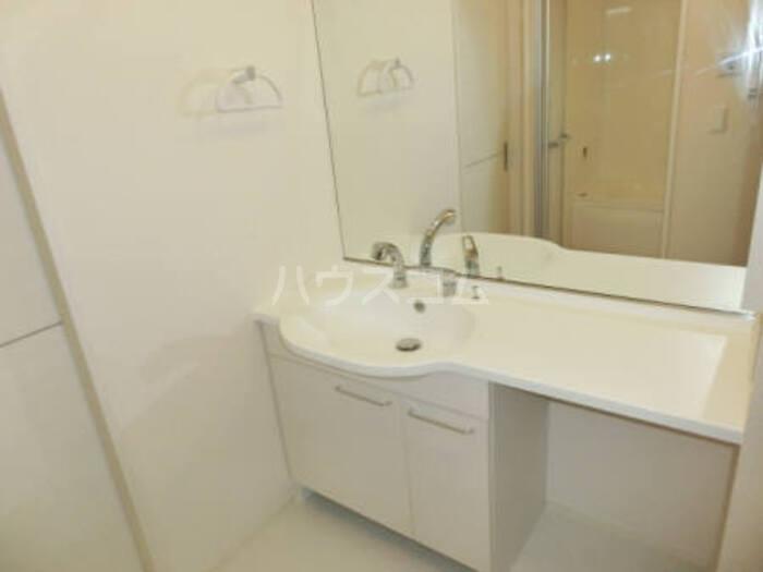 ラ・フォルテ 101号室の洗面所