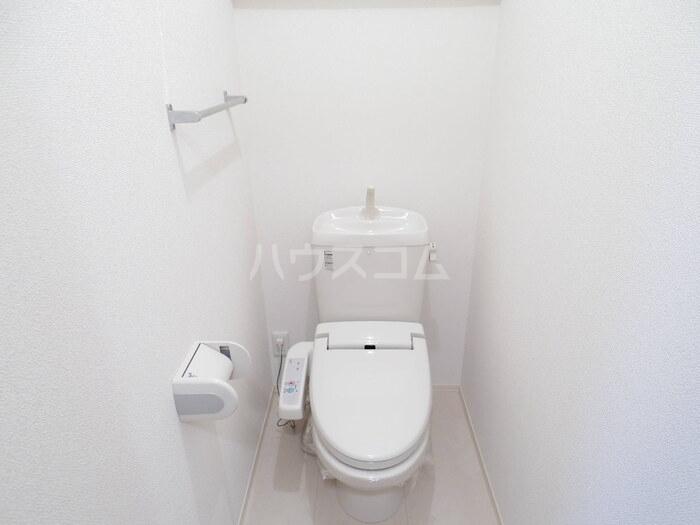イル・セレーノ 102号室のトイレ