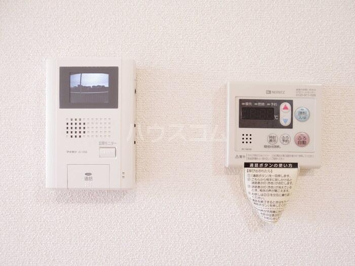 イル・セレーノ 102号室のセキュリティ