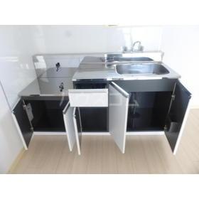 グローバル 202号室のキッチン