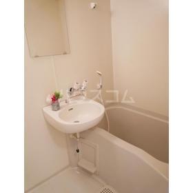 グローバル 202号室の風呂
