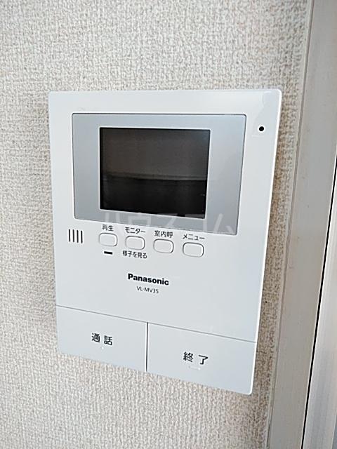 コナビック西塚 Ⅱ 1C号室のセキュリティ