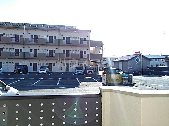 コナビック西塚 Ⅱ 1C号室の景色