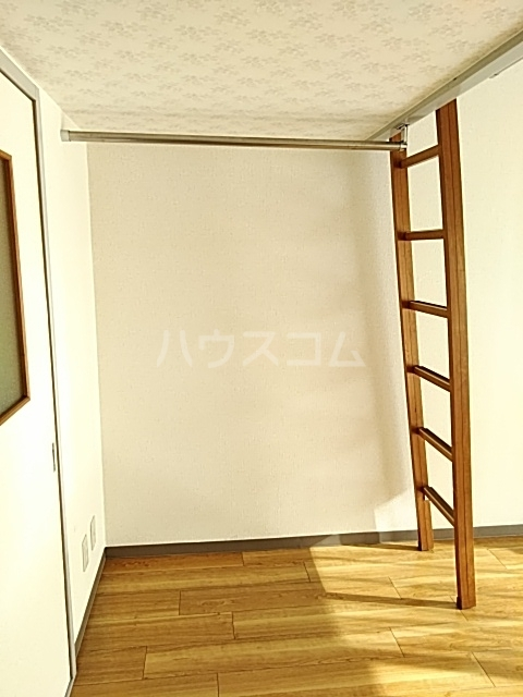コナビック西塚 Ⅱ 1C号室の収納