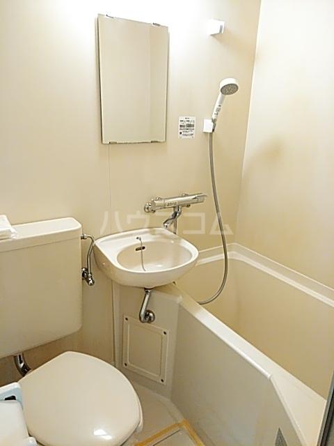 コナビック西塚 Ⅱ 2F号室の風呂