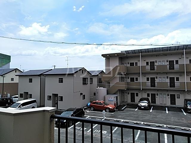 コナビック西塚 Ⅱ 2G号室の景色