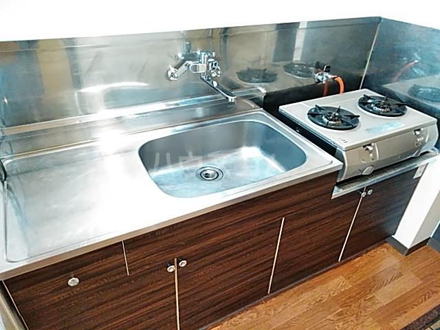 コナビック西塚 Ⅱ 2G号室のキッチン