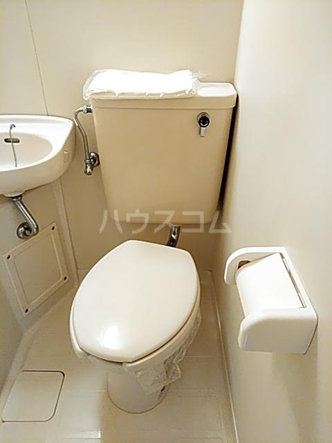コナビック西塚 Ⅱ 2G号室のトイレ