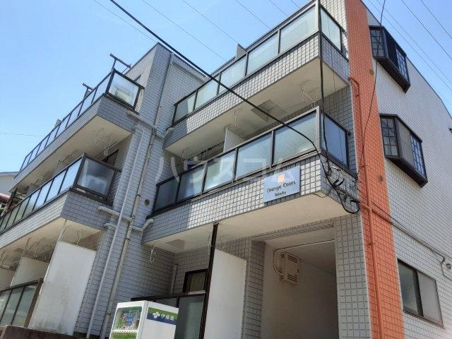オレンジコート戸塚外観写真