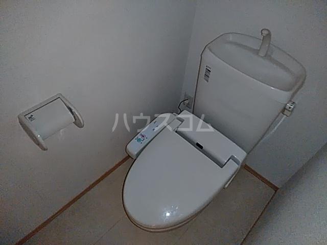 T-RoomⅡのトイレ