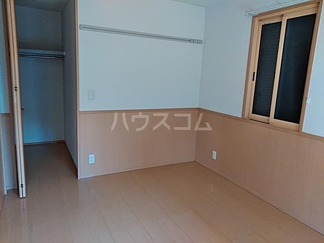 T-RoomⅡのベッドルーム