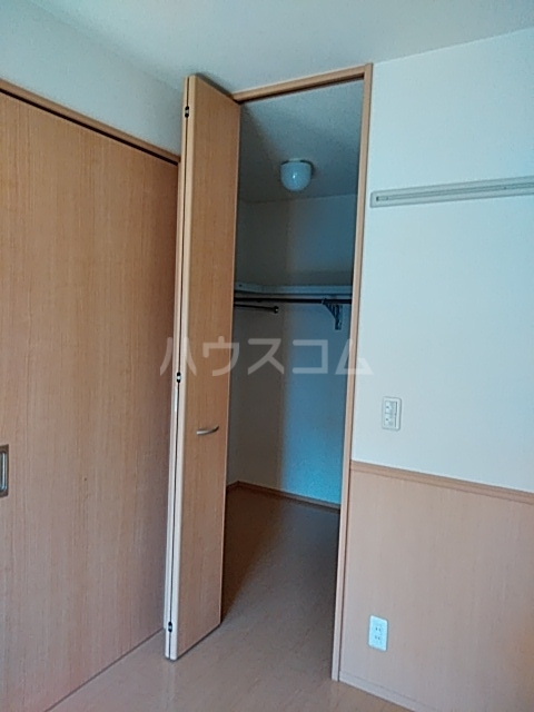 T-RoomⅡの収納