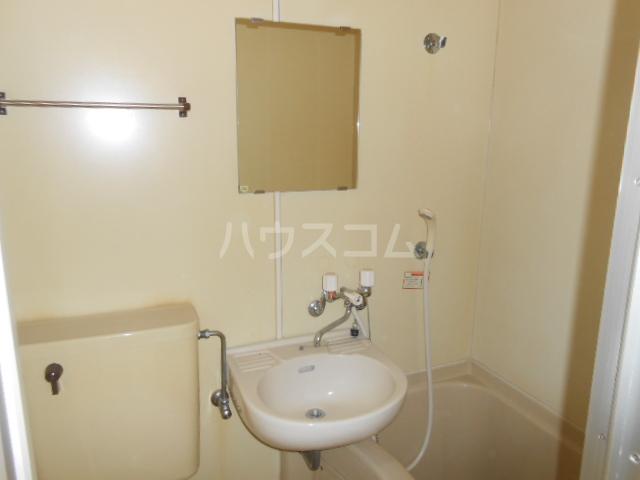 メゾン・アイリスⅡ 110号室の洗面所