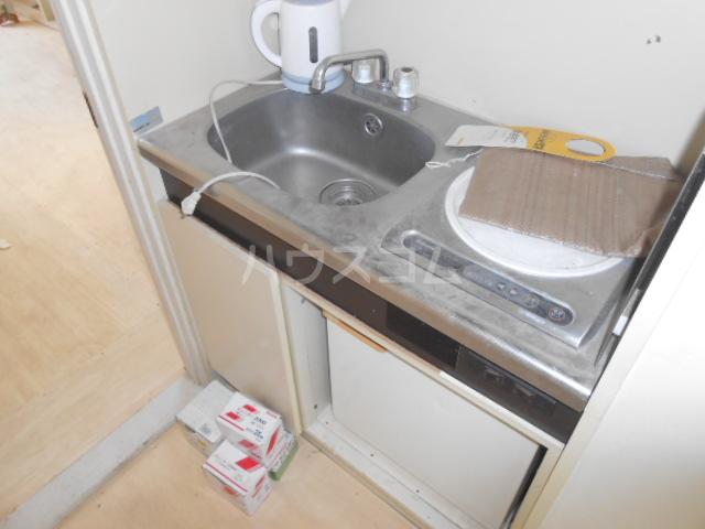 メゾン・アイリスⅡ 110号室のキッチン