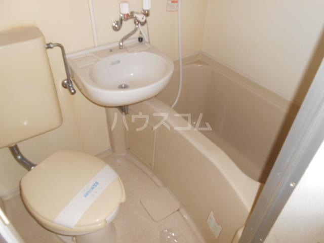 メゾン・アイリスⅡ 110号室の風呂