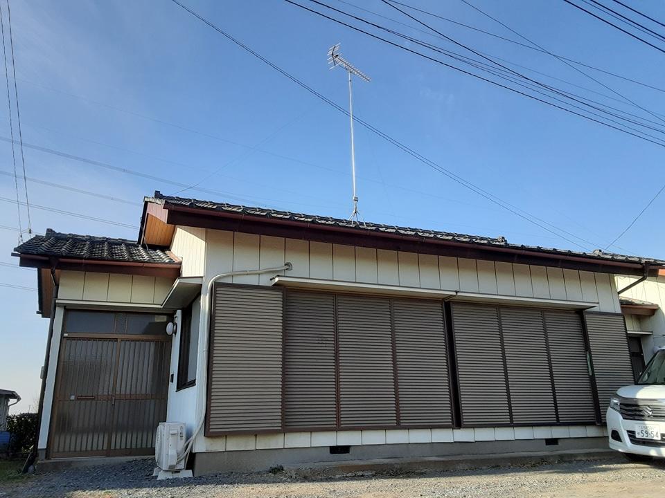 下平塚住宅 1号棟外観写真