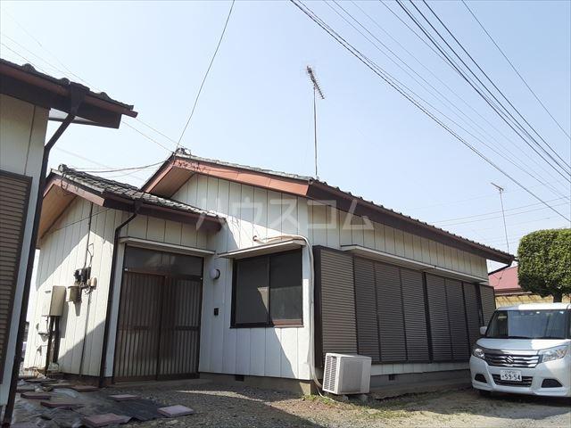 下平塚住宅2号棟の外観