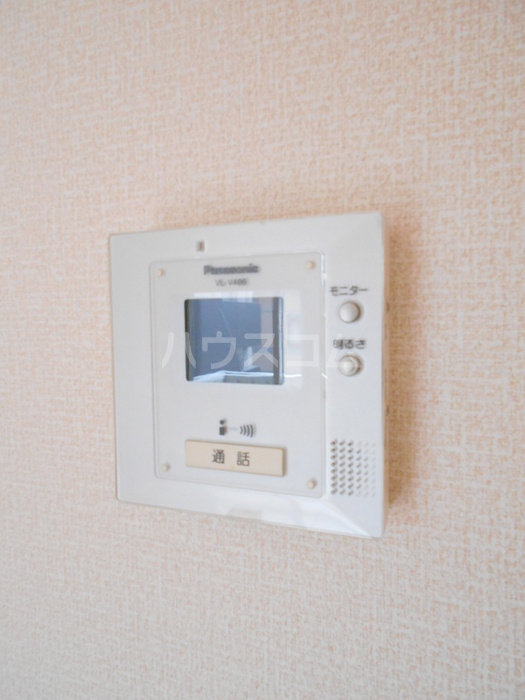 コアロードⅦ 202号室のセキュリティ