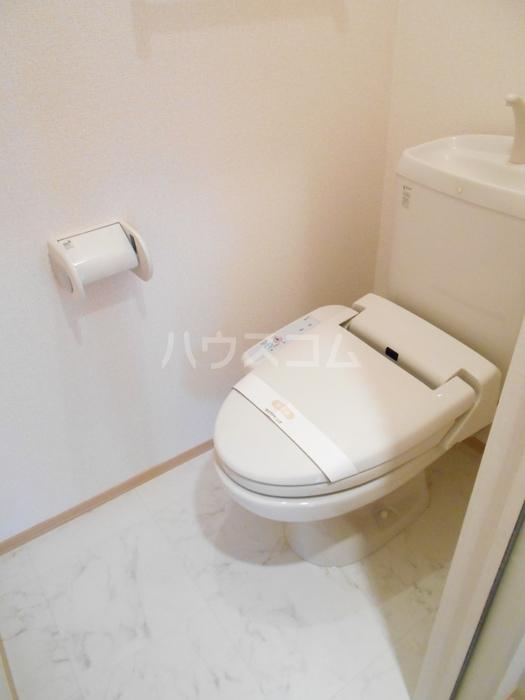 コアロードⅦ 202号室のトイレ