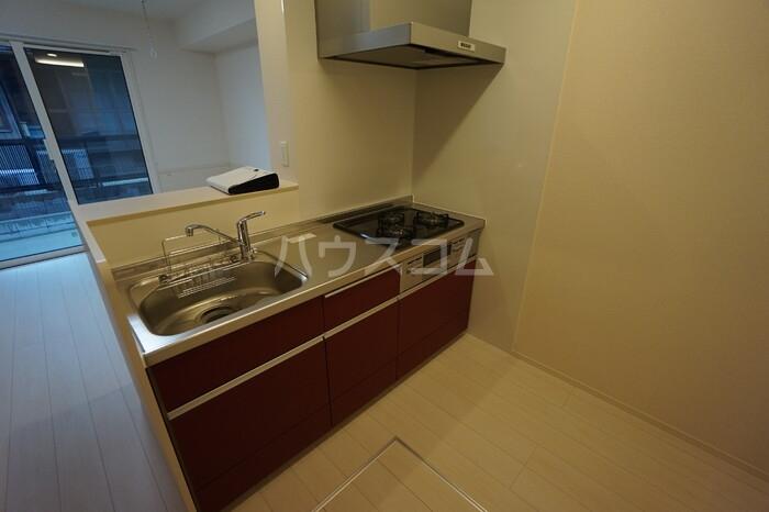 メゾンプラネット 102号室のキッチン
