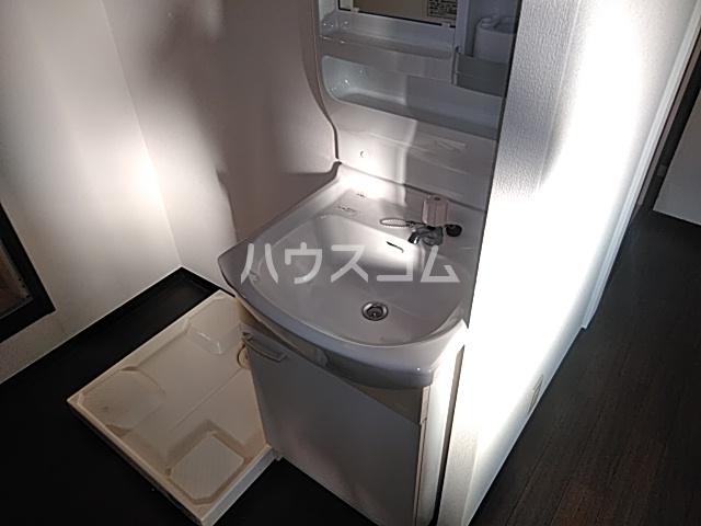 ジョイフル大澤の洗面所