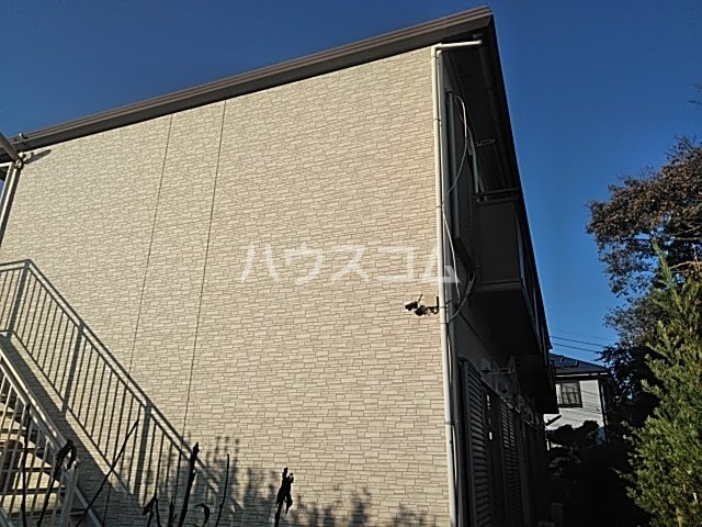 ジョイフル大澤のエントランス