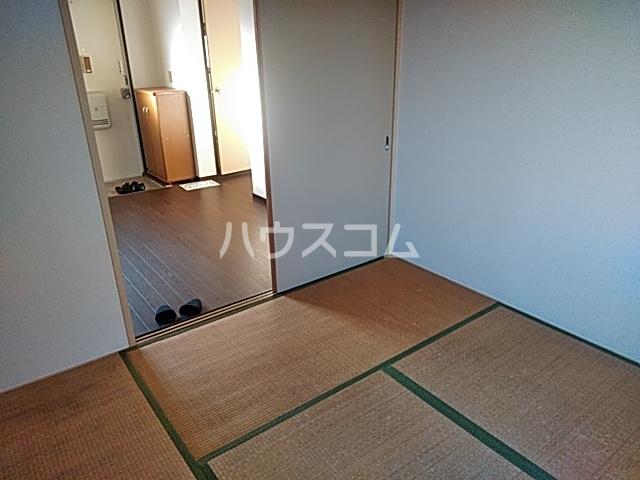 ジョイフル大澤のベッドルーム