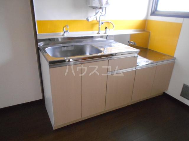 ジョイフル大澤のキッチン