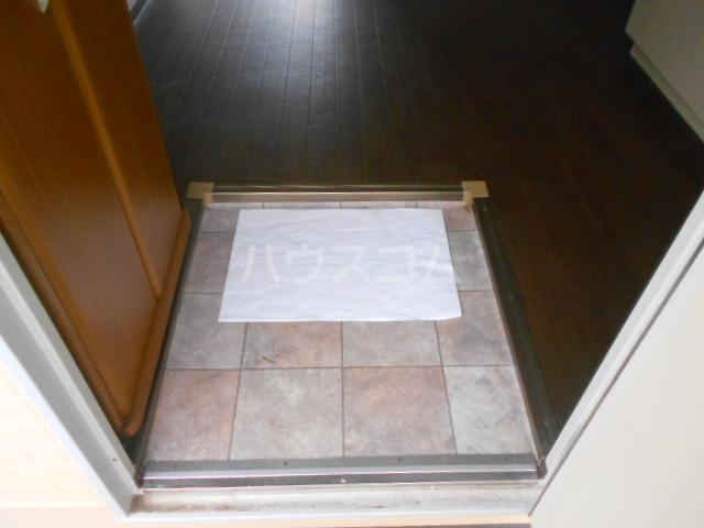 ジョイフル大澤の玄関