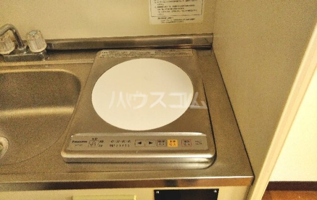 ハイツ柳 201号室のトイレ