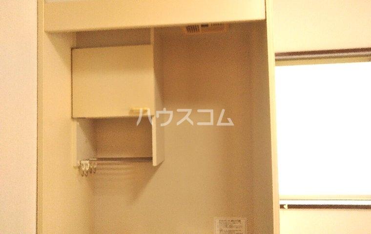 ハイツ柳 201号室の収納