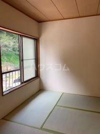 貝塚ハイツ 201号室のベッドルーム