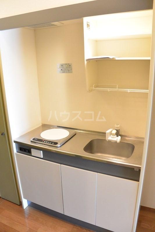 リヴェール33 503号室のキッチン