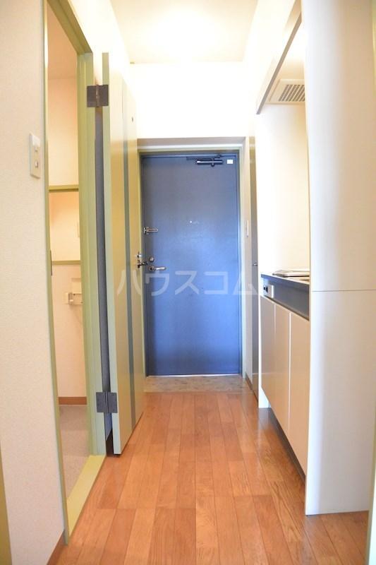 リヴェール33 503号室の玄関