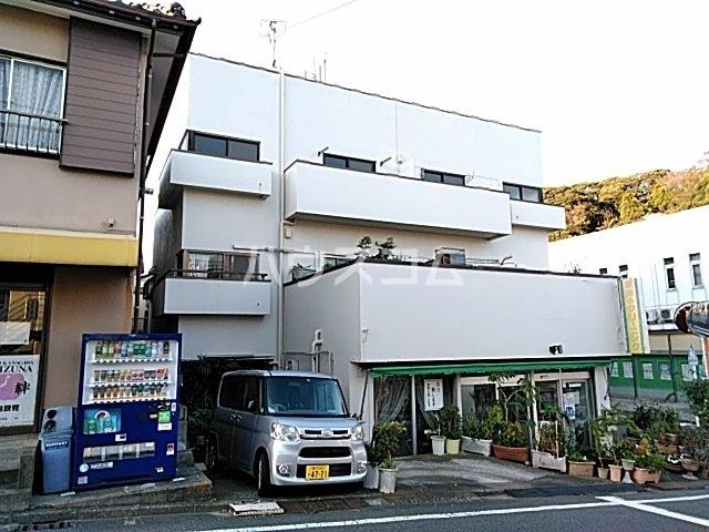 金沢マンションの外観
