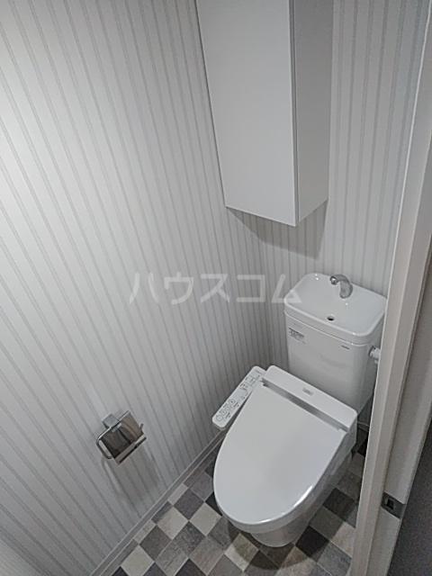ムーンリバー大橋 403号室のトイレ