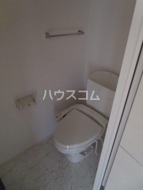 プロムナードⅠ 205号室のトイレ